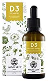 NATURE LOVE Vitamin D3 - Mehrfacher Sieger 2019/2018* - 5000 IE pro...