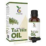 Natura Pur Bio Teebaumöl 50ml - 100% naturreines ätherisches Öl aus...