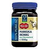 Manuka Health - Manuka Honig MGO 400 + 500g - 100% Pur aus Neuseeland...