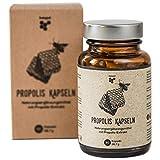 beegut Propolis Kapseln mit 350mg natürlichem Propolis Extrakt pro...