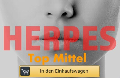 Lippenherpes / Herpes