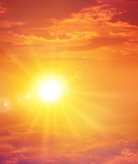 Sonne löst Herpes aus