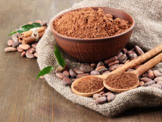 Kakao gibt ein starkes Immunsystem