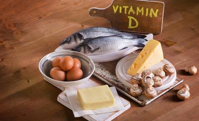 Vitamin D kann gegen Herpes helfen