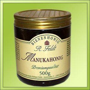 Manuka-Honig gegen Herpesviren Bild